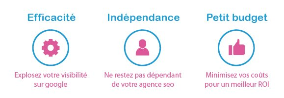 visibilité google - agence referencement seo
